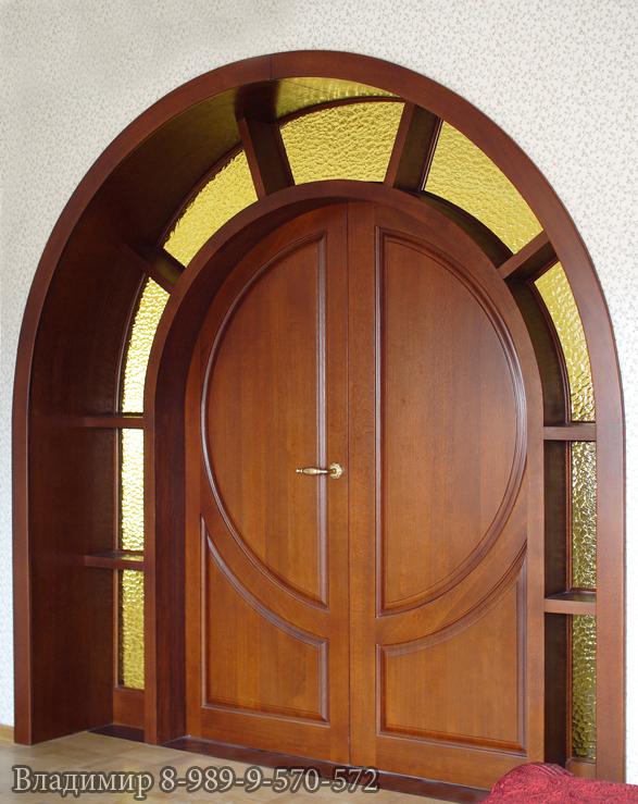 Арка уфа дверь